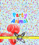 PARTY ANIMAL PANEL - PERPETUAL PREORDER