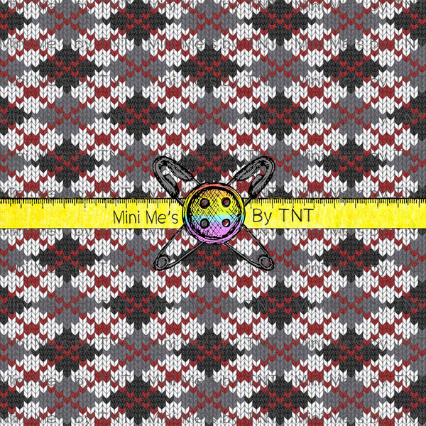 LOVE KNITS ARGYLE - PERPETUAL PREORDER