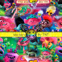 TROLLS COLLAGE - PERPETUAL PREORDER