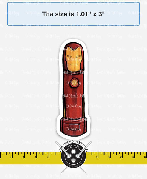 Peen Sticker - Ironman