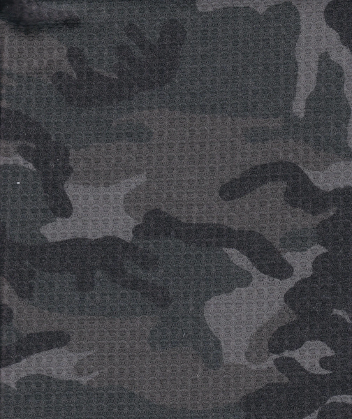 GREY CAMO Waffle Knit - TNT OFF THE RACK