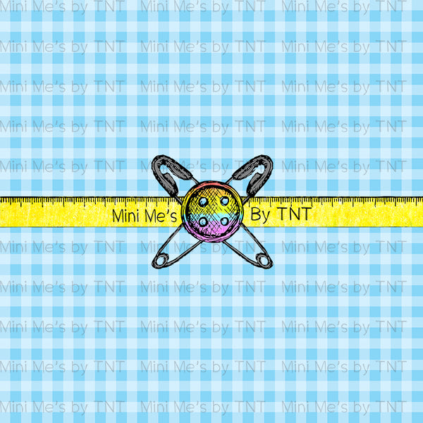 BANANYA GINGHAM COORDINATE - ROUND 43 PREORDER