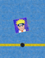 BELIEVE IT NARUTO PANEL - PERPETUAL PREORDER
