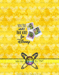DINOS AT DISNEY NEVER TOO OLD YELLOW PANEL - PERPETUAL PREORDER