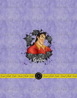 VILLAINS GASTON PANEL - PERPETUAL PREORDER