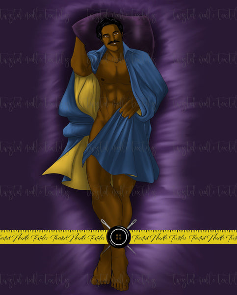BEYOND THE FORCE LANDO BLANKET PANEL - PERPETUAL PREORDER