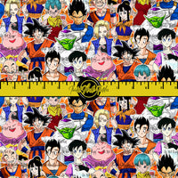 DRAGON BALL COLLAGE - PERPETUAL PREORDER