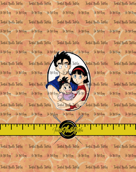 DRAGON BALL GOHAN FAM PANEL - PERPETUAL PREORDER