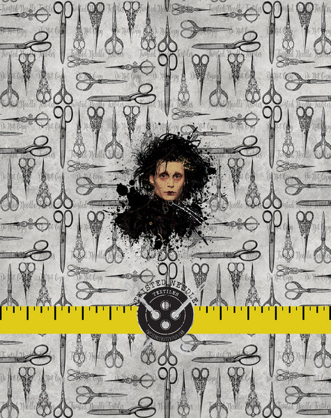 EDWARD SCISSORHANDS EDWARD PANEL - ROUND 44 STRIKE OFFS