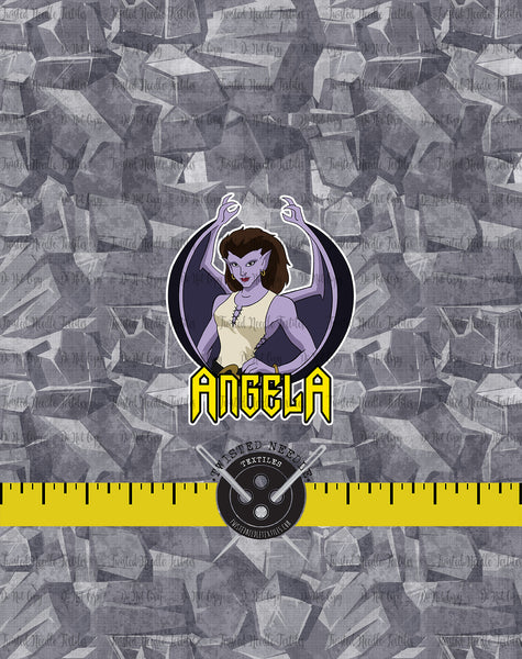 GARGOYLES ANGELA PANEL - ROUND 44 STRIKE OFFS