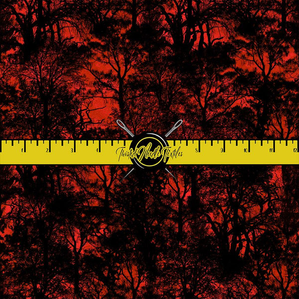 HANNIBAL WENDIGO RED TREE COORDINATE - PERPETUAL PREORDER