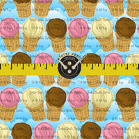 NAUGHTY TREATS ICE CREAM CONES - PERPETUAL PREORDER