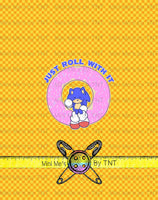 SONIC ROLL WITH IT PANEL - PERPETUAL PREORDER