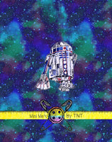 STAR FIGHTERS R2D2 PANEL - PERPETUAL PREORDER