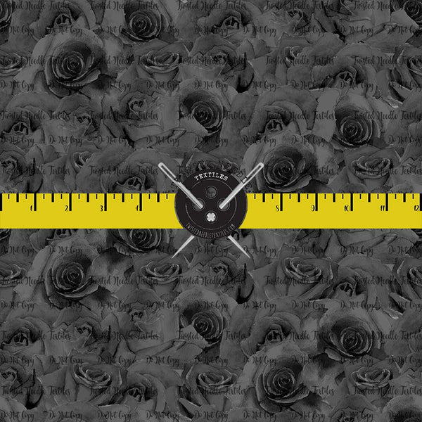 VENDETTA GREYSCALE ROSE COORDINATE - PERPETUAL PREORDER