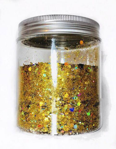 chunky festival body glitter totally lashed up sparkles