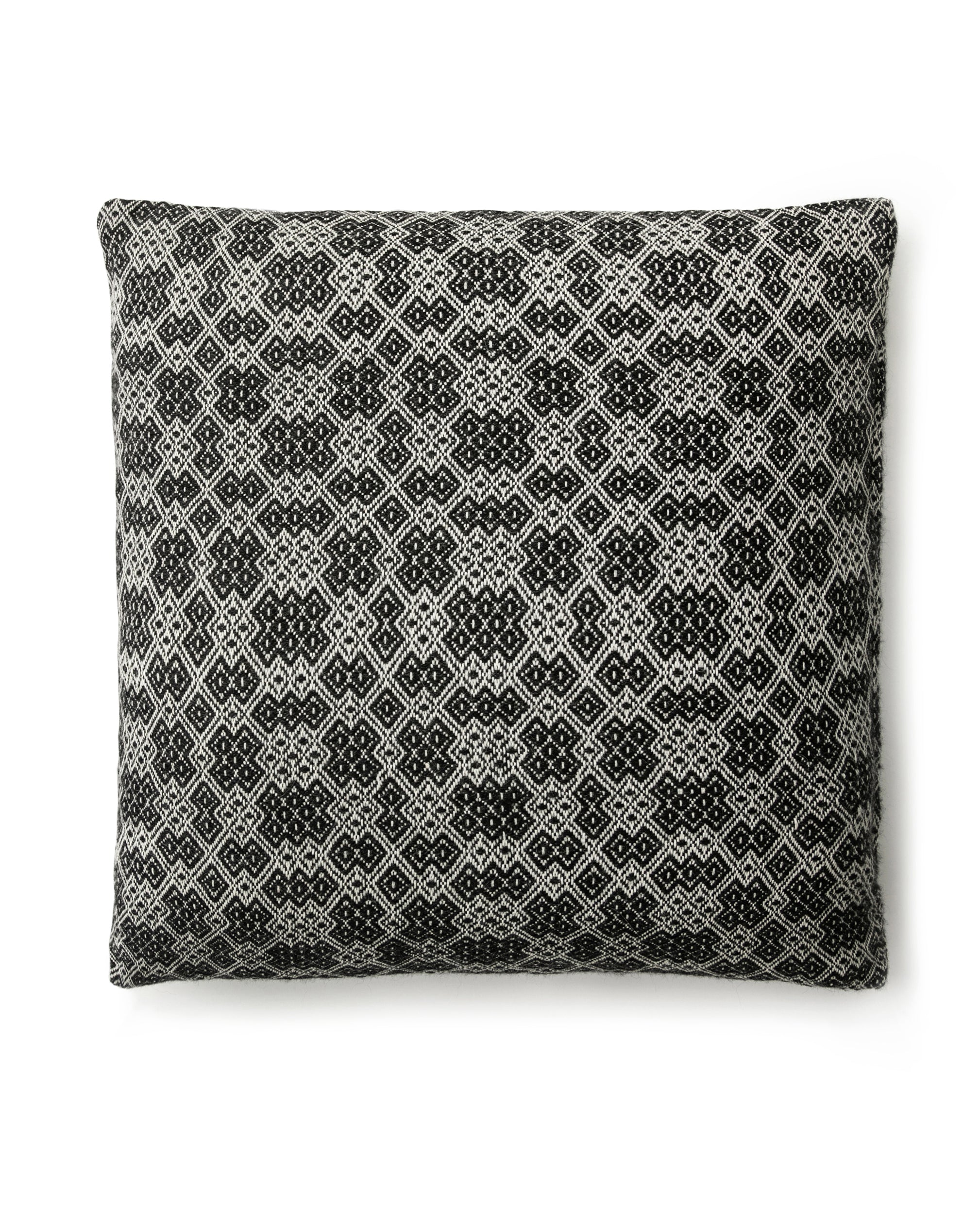 Vaeven Aro overshot cushion pillow