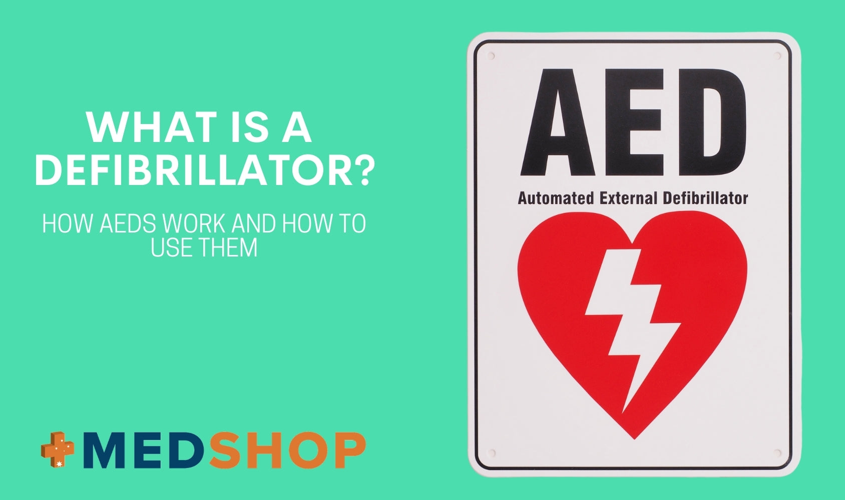 What is a Defibrilator?