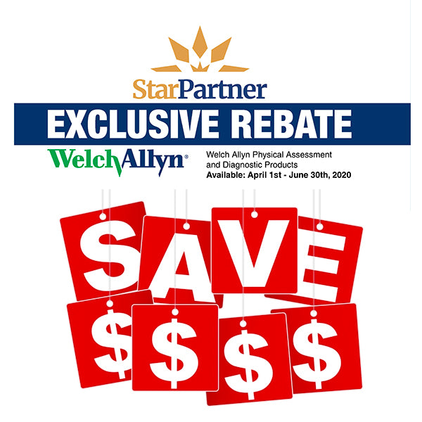Welch Allyn Rebates