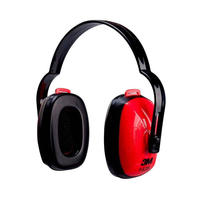 3M Healthcare Hearing Protection 1426 Entry Level Earmuffs / Class 5 SLC80 26dB 3M Earmuffs