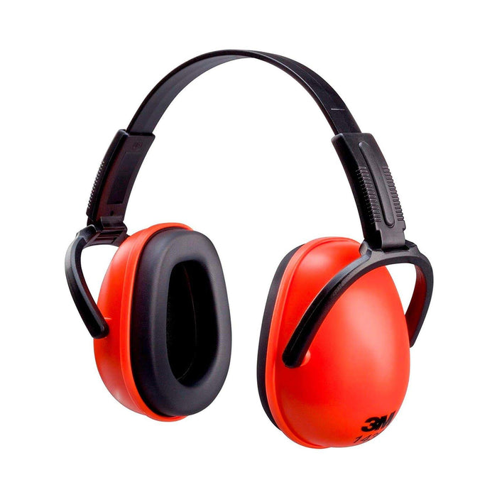3M Healthcare Hearing Protection 1436 Entry Level Foldable Earmuffs / Class 5 SLC80 27dB 3M Earmuffs