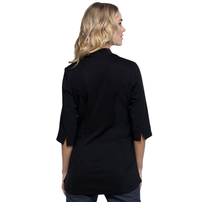 Cherokee Top Cherokee Infinity CK952A Scrubs Top Women Black