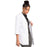 "Cherokee Lab Coat Cherokee Workwear Professionals 1470AB Lab Coat Women's 30"" 3/4 Sleeve White"