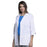 "Cherokee Lab Coat 2XL Cherokee Workwear Professionals 2330 Lab Coat Women's 29"" 3/4 Sleeve White"