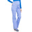 Cherokee Scrubs Pants Cherokee Workwear Professionals WW220 Scrubs Pants Maternity Straight Leg Ceil Blue