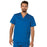 Cherokee Scrubs Top 2XL Cherokee Workwear Revolution WW690 Scrubs Top Men's V-Neck Royal