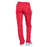 Cherokee Scrubs Pants Cherokee Workwear WW210 Scrubs Pants Women's Mid Rise Straight Leg Pull-on Cargo Red