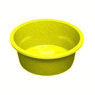 Constar Holloware Bowls Constar 345mm 6000mL Autoclavable Bowl Yellow Pk/10