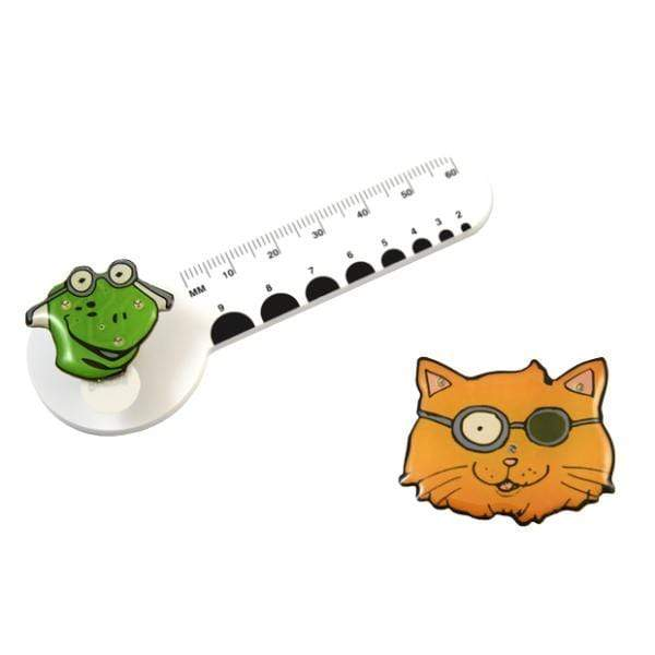 Good Lite Examination Tools Good-Lite Patch Cat and Mr. Frog Flashing Lights with Mini Occluder (Magnetic)