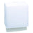 Kimberly Clark Hand Towel Dispenser White Lockable Enamel / 1742 Code Kimberly-Clark Interfold Hand Towel Dispenser