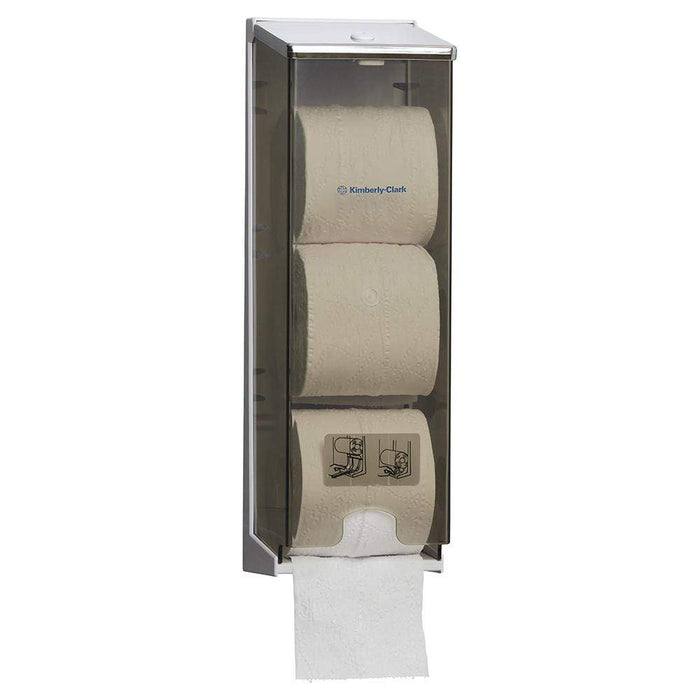 Kimberly Clark Toilet Tissue Dispenser Kimberly-Clark Small Roll Toilet TissueDispenser
