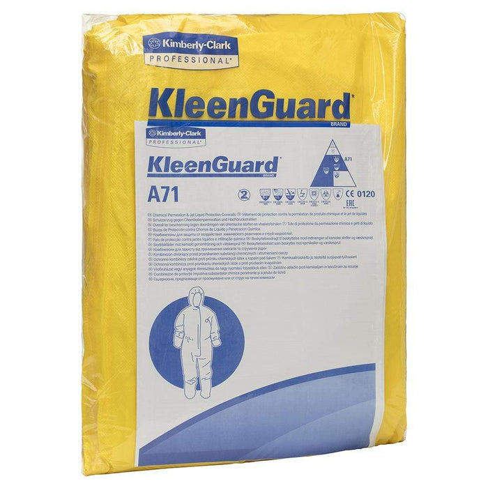 KleenGuard Isolation Gowns KleenGuard Safety Protective Coveralls A71