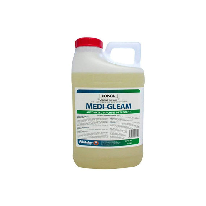 Whiteley Medical 5L Medigleam Liquid Machine Detergent
