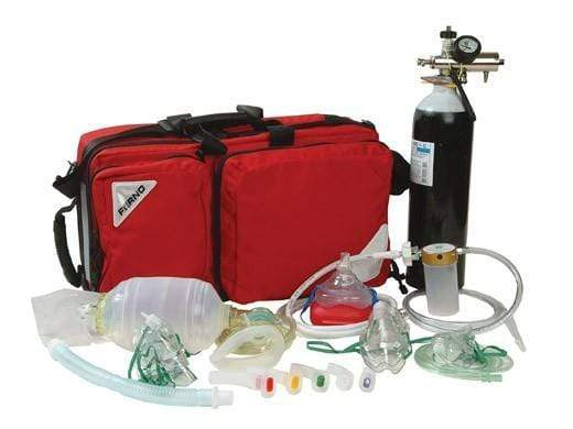 Ferno Oxygen Therapy Kits Oxy-Medic Kit Contents OXK-M