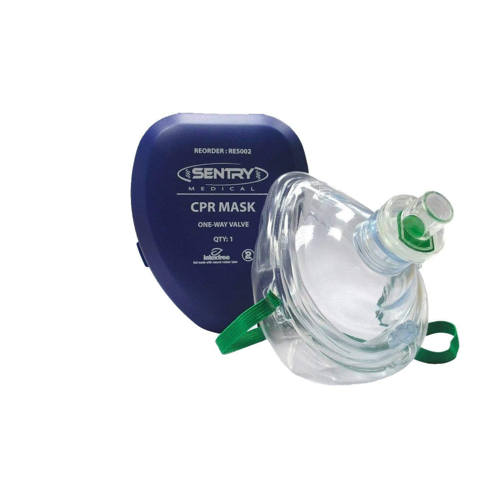 Sentry Medical CPR Barrier Devices Sentry CPR Mask