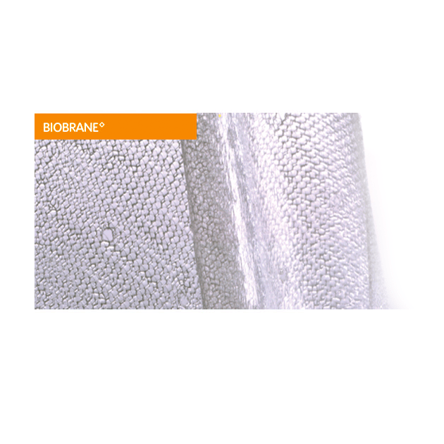 Smith & Nephew Exuding Wound Dressings 13x13cm Smith & Nephew Biobrane Biosynthetic Wound Dressing