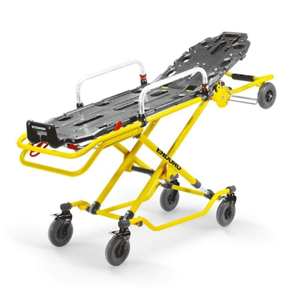 Spencer Stretchers Spencer Multilevel Semi-Auto Stretcher, Mattress and Fixation System