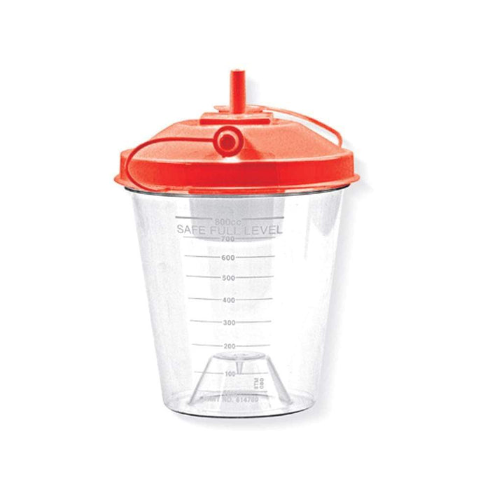 Spencer Suction Unit Accessories Spencer SCX 35 800ml Disposable Rigid Canister Pk 10.