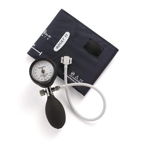 Welch Allyn Hand Held Sphygmomanometers Student Welch Allyn Durashock Model DS54 Sphygmomanometer with Adult Cuff