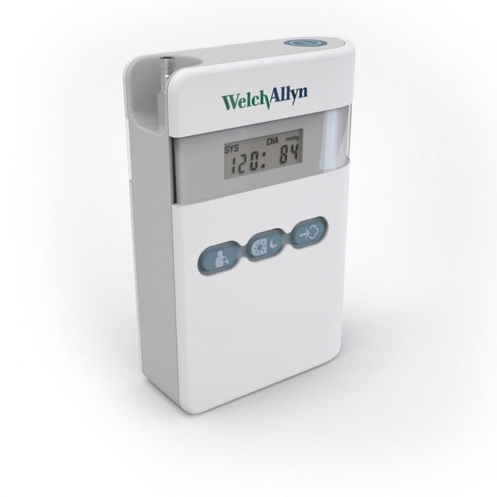 Welch Allyn Ambulatory Blood Pressure Monitors PWA Upgraded Welch Allyn ABPM 7100 Complete System