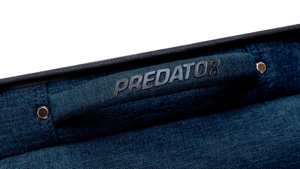 Predator Urbain 3x5 Hard Case Blue