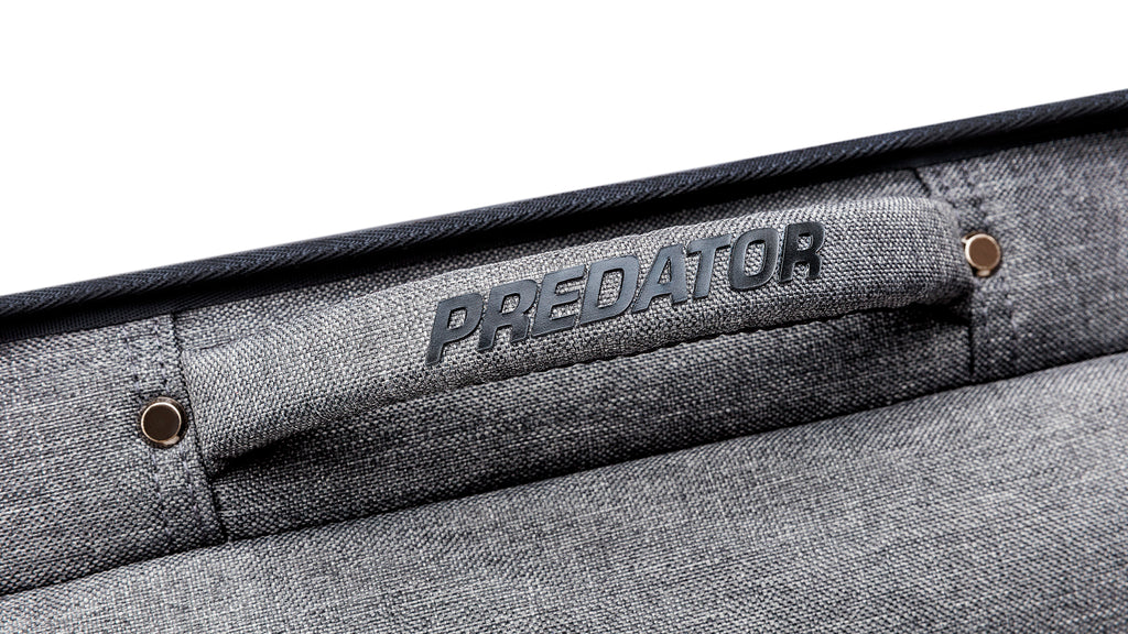 Predator Urbain 3x5 Hard Case Grey