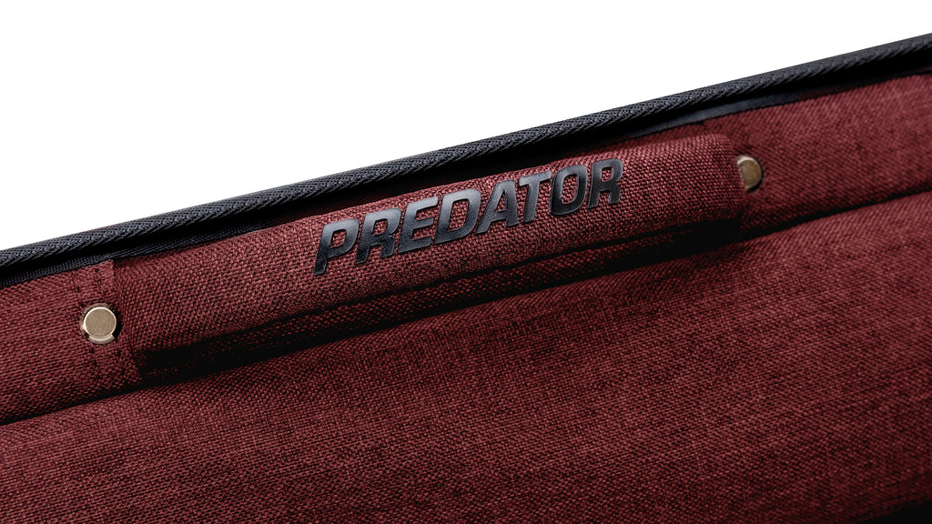 Predator Urbain 2x4 Hard Case Red