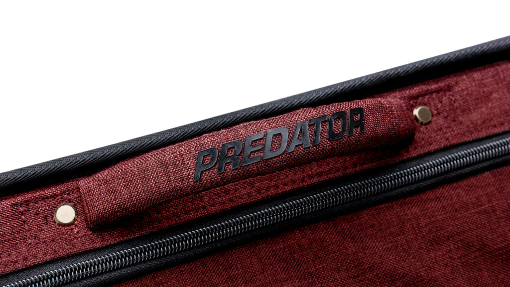 Predator Urbain 2x4 Soft Case Red