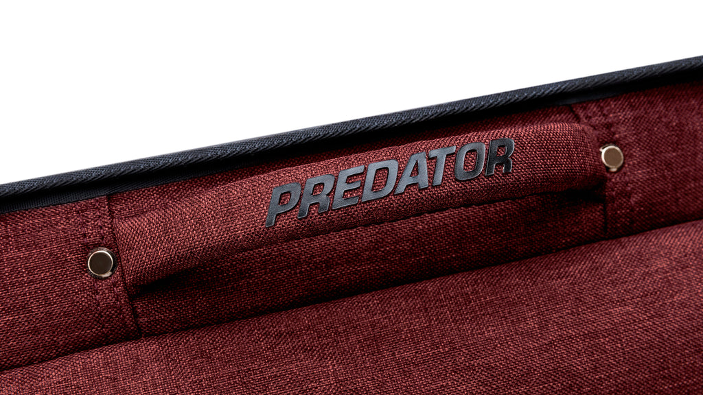 Predator Urbain 3x5 Hard Case Red