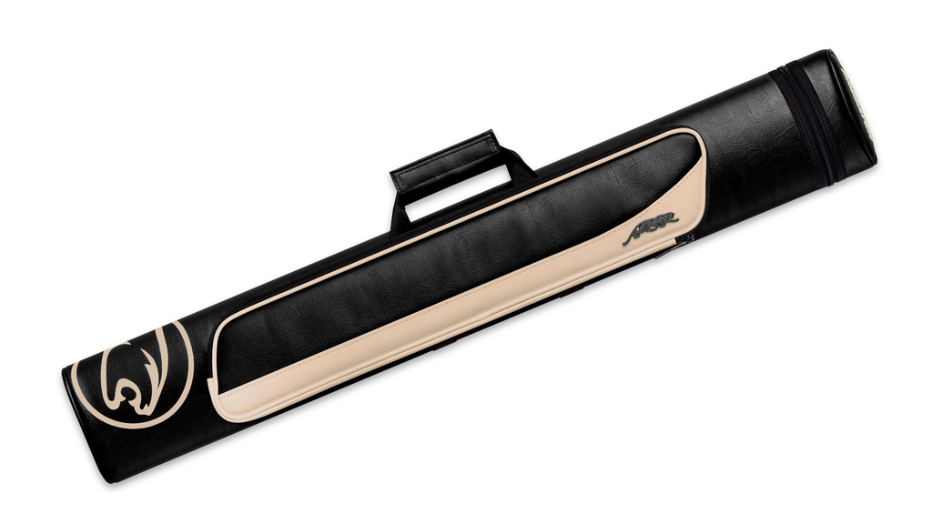 Roadline 2x4 Black Beige Hard Case
